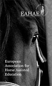 Broschüre EAHAE Europäische Assoziation für pferdegestützte Aus- und Weiterbildung
