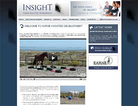 Jane Beverley Spain Insight Horse Assisted Development