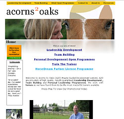 acorns2oaks David and Sharon Harris