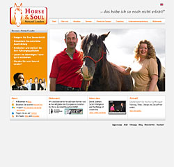 EAHAE Website Award Stephan Gerd Meyer Horse & Soul