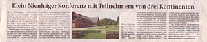 Ostsee Zeitung EAHAE