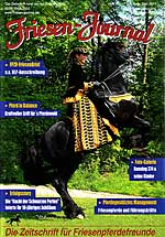 Friesen-Journal 15 Jahre HorseDream